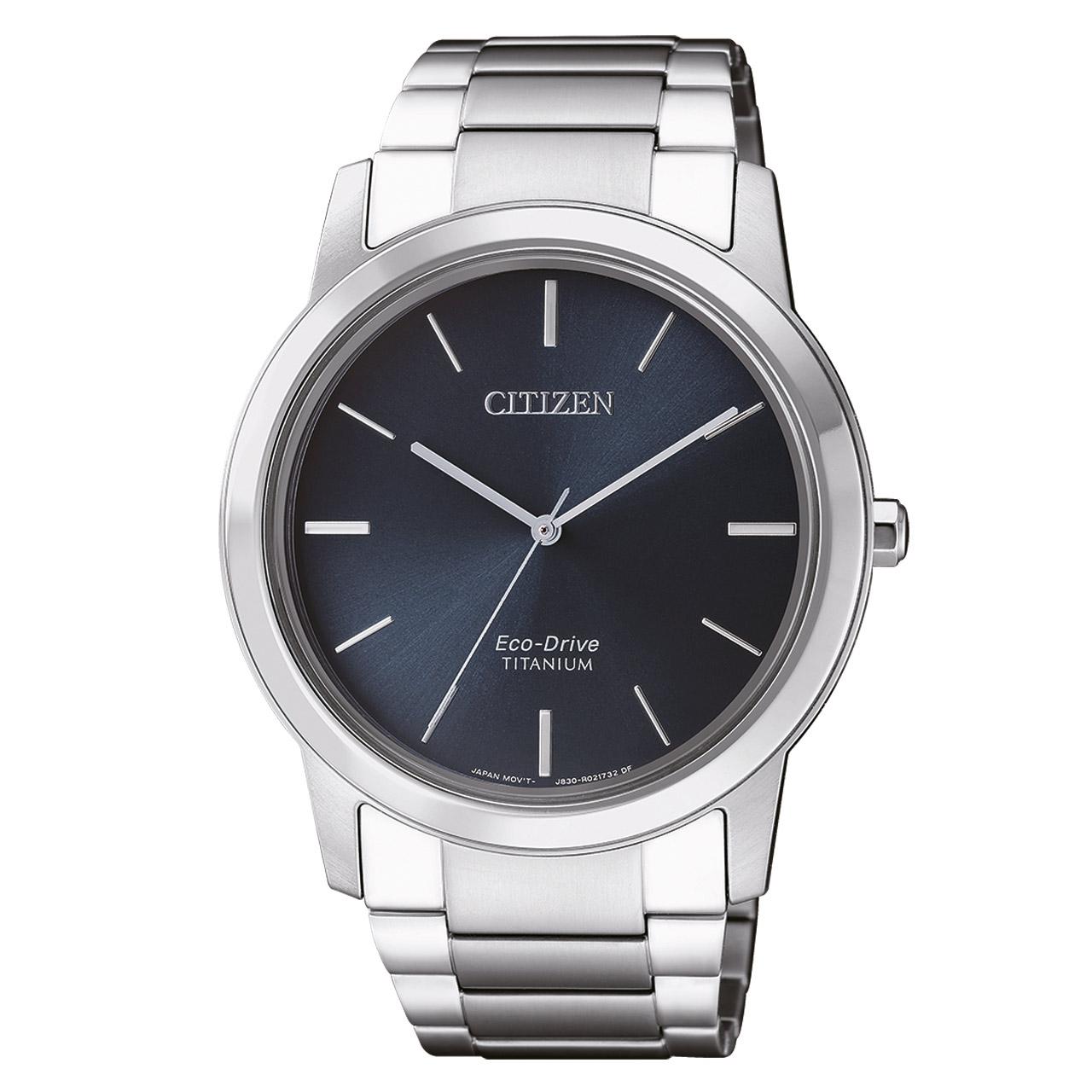 Citizen Super Titanium AW2020-82L Herren Armbanduhr Safirglas