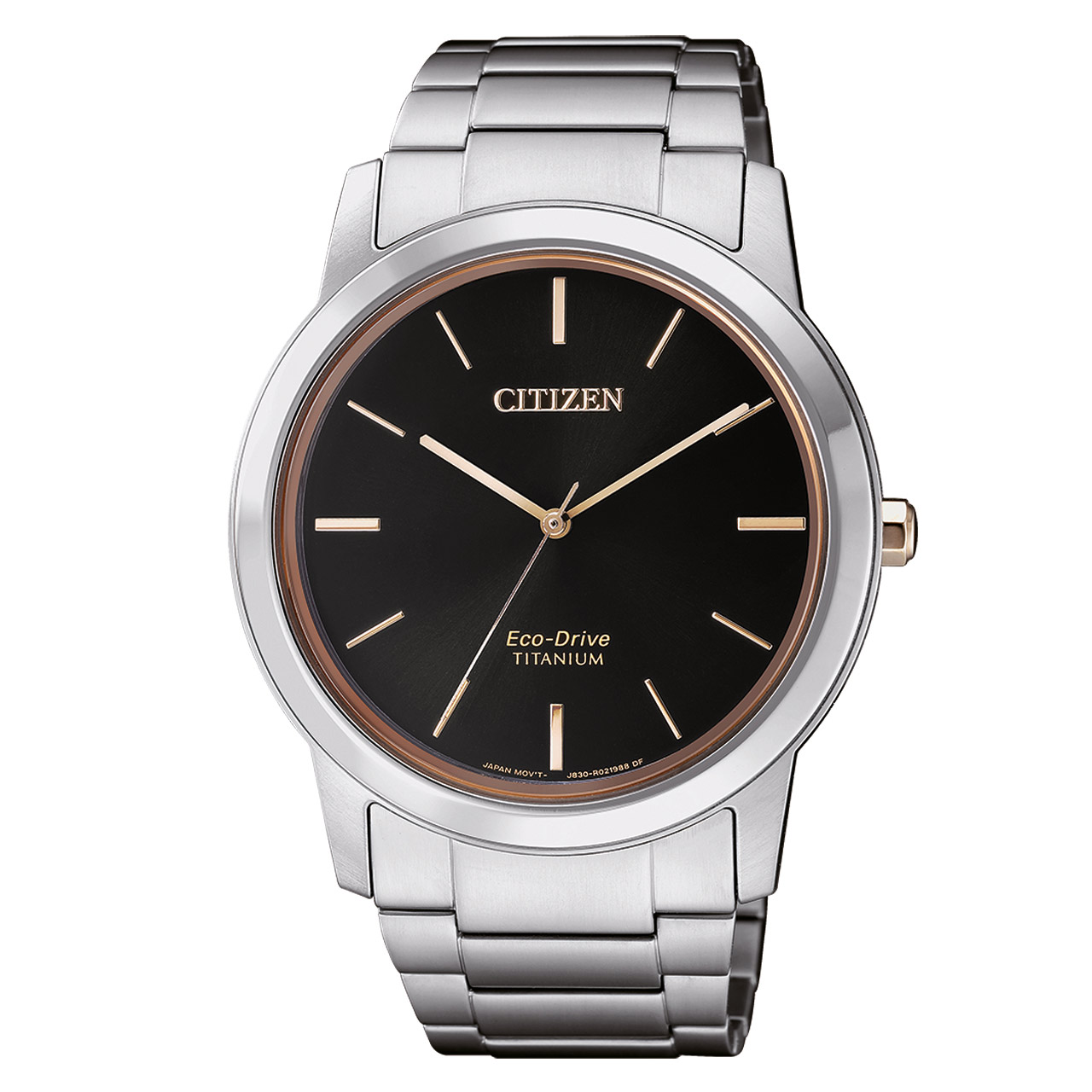 Citizen Super Titanium AW2024-81E Herren Armbanduhr Safirglas