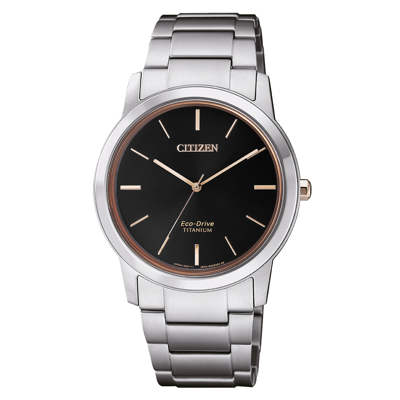 Citizen Super Titanium FE7024-84E Damen Armbanduhr Safirglas