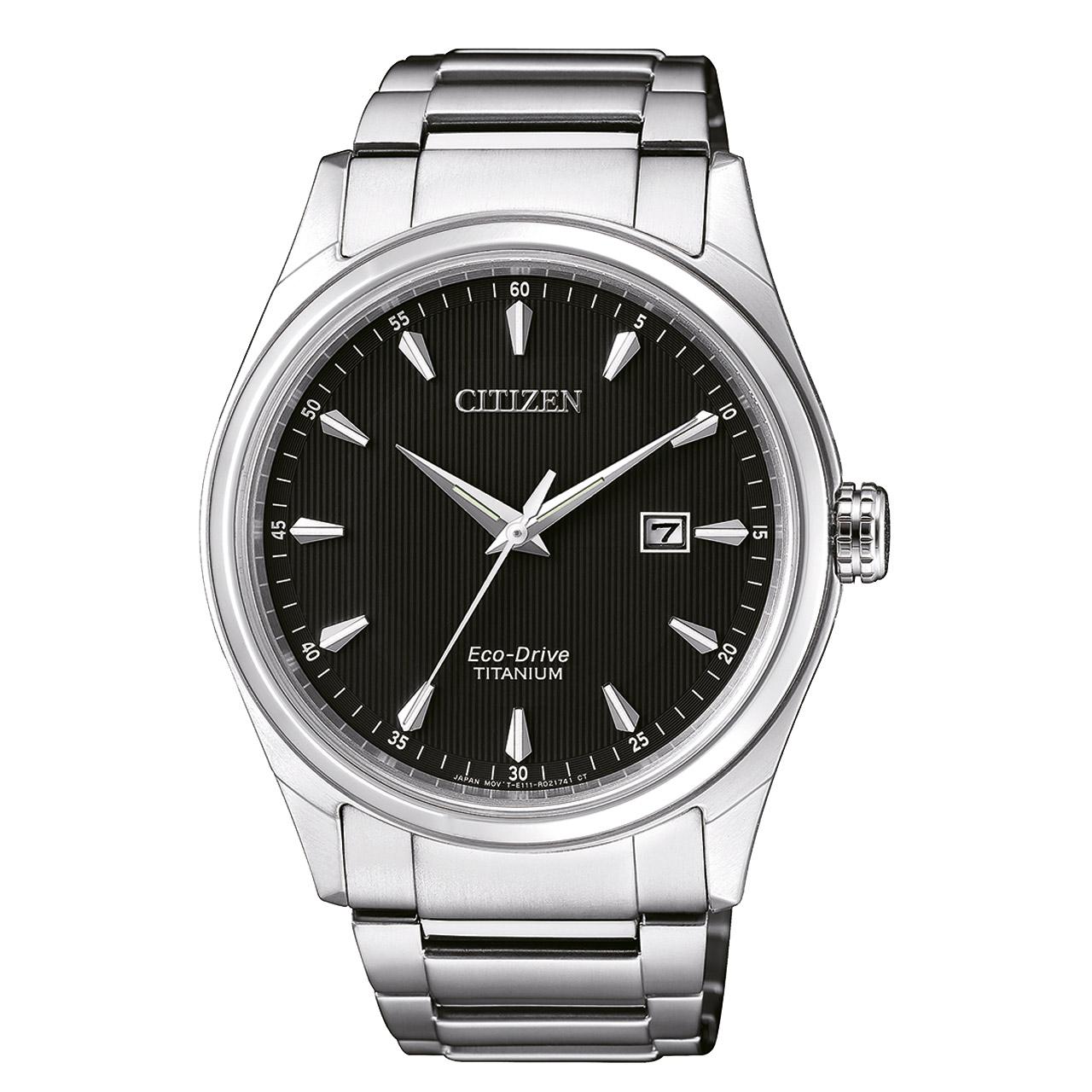 Citizen Super Titanium BM7360-82E Herren Armbanduhr Safirglas
