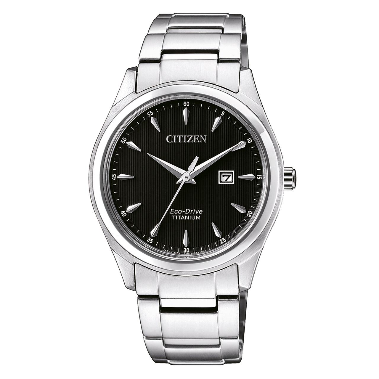 Citizen Super Titanium EW2470-87E Damen Armbanduhr Safirglas