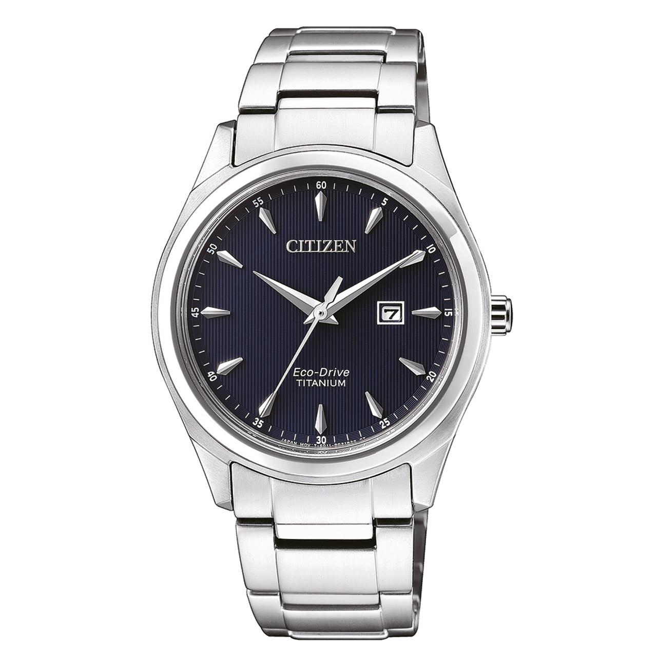 Citizen Super Titanium EW2470-87L Damen Armbanduhr Safirglas