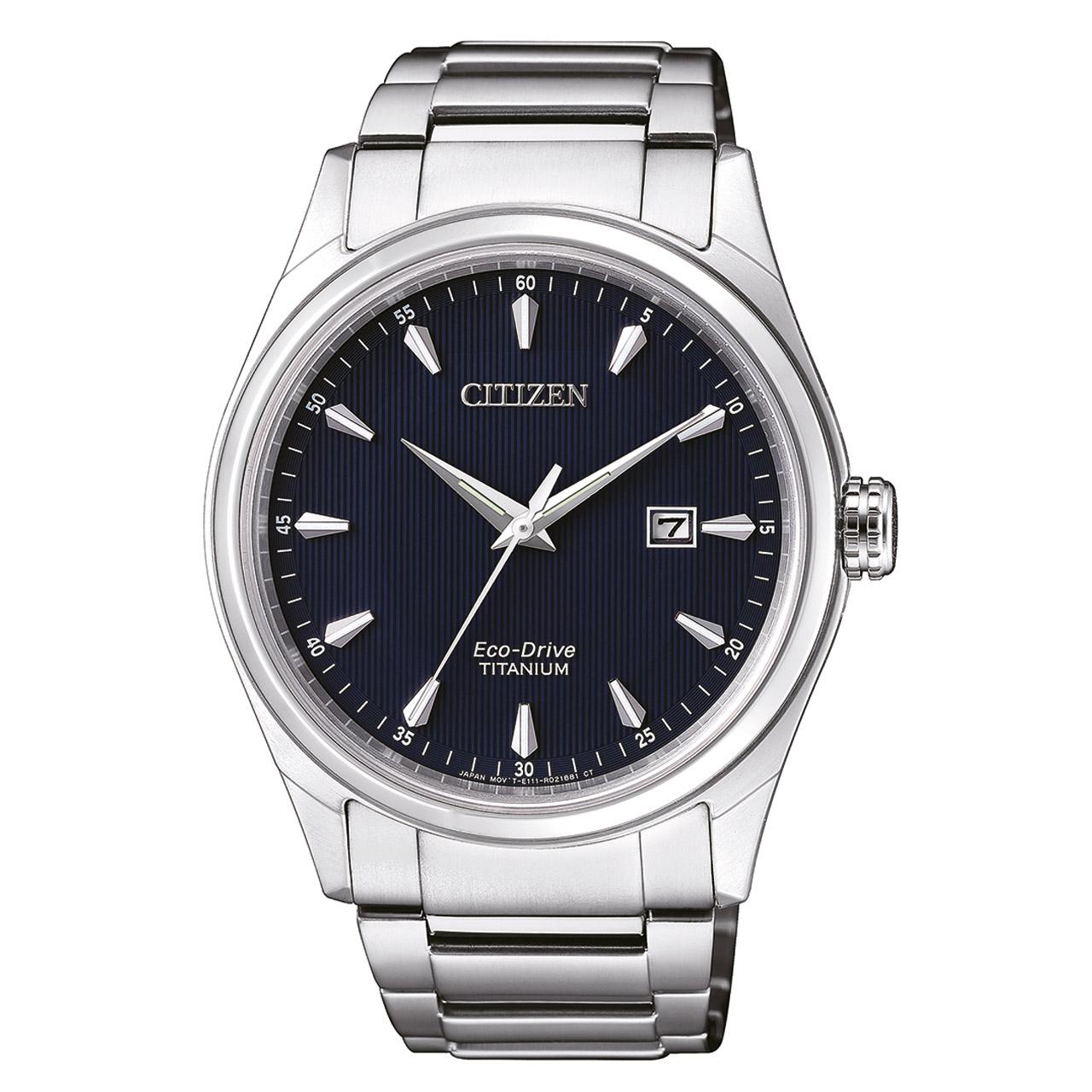 Citizen Super Titanium BM7360-82L Herren Armbanduhr Safirglas