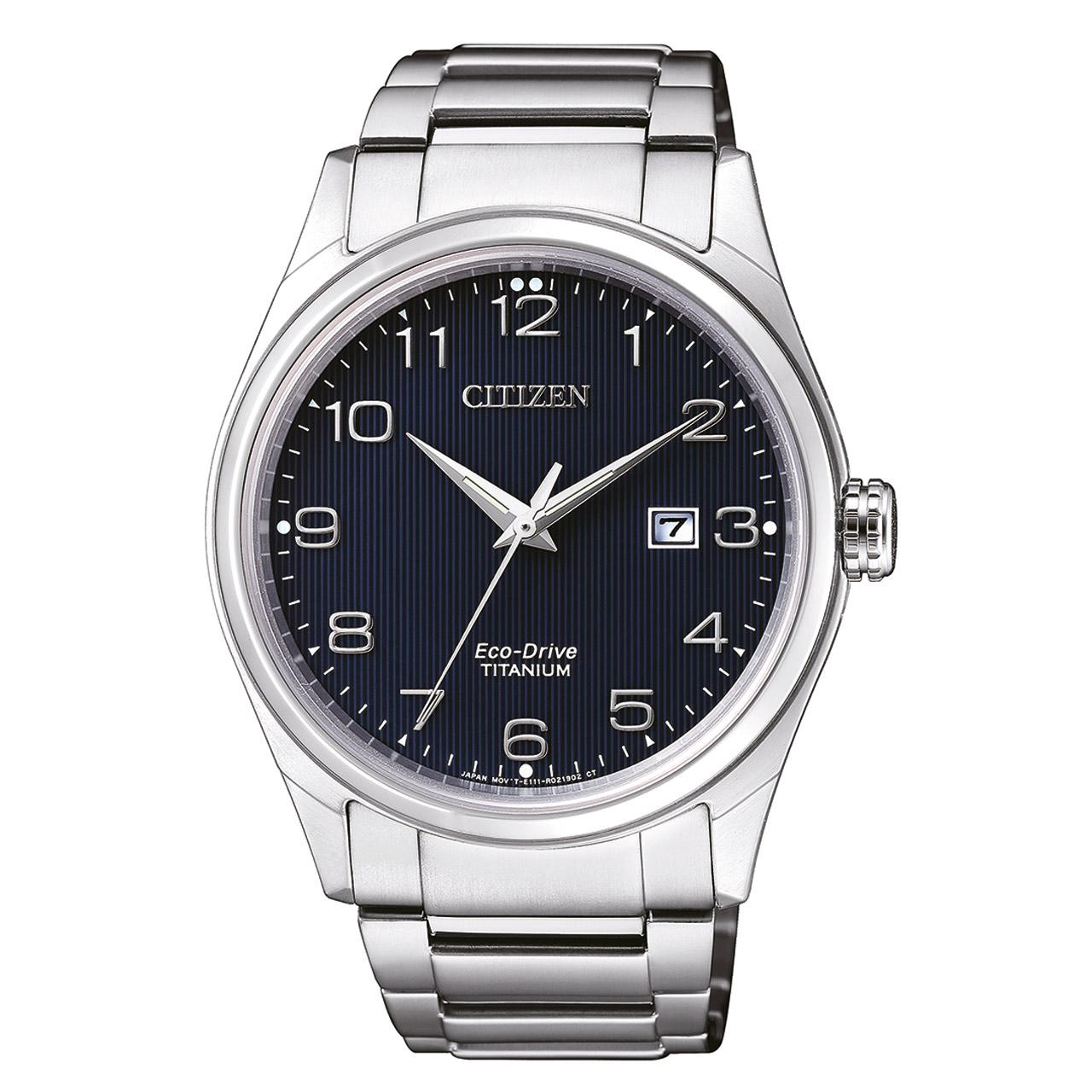 Citizen Super Titanium BM7360-82M Herren Armbanduhr Safirglas