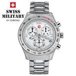 Swiss Military by Chrono Herrenuhr 20074ST-2M Chronograph