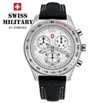 Swiss Military by Chrono Herrenuhr 20074ST-2L Chronograph