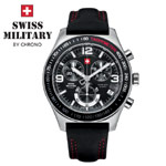 Swiss Military by Chrono Herrenuhr 20074ST-1L Chronograph