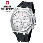 Swiss Military by Chrono Herrenuhr 20083ST-2RUB Chronograph