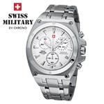 Swiss Military by Chrono Herrenuhr 20083ST-2M Chronograph