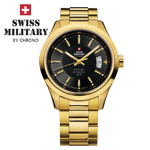 Swiss Military by Chrono Herrenuhr 20056PL-1M Automatikuhr