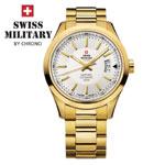 Swiss Military by Chrono Herrenuhr 20056PL-2M Automatikuhr