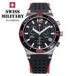 Swiss Military by Chrono Herrenuhr 20072ST-11RUB Chronograph