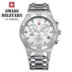 Swiss Military by Chrono Herrenuhr 20072ST-2M Chronograph