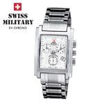 Swiss Military by Chrono Herrenuhr 20007ST-2M Chronograph