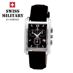 Swiss Military by Chrono Herrenuhr 20007ST-1L Chronograph