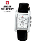 Swiss Military by Chrono Herrenuhr 20007ST-2L Chronograph