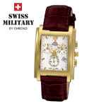 Swiss Military by Chrono Herrenuhr 20007PL-2L Chronograph
