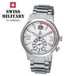 Swiss Military by Chrono Herrenuhr 20061ST-22M Big Date