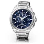Citizen Super Titanium Eco Drive CA0350-51M Herrenchronograph