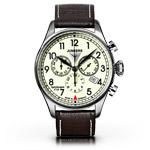Junkers Spitzbergen F13 Chronograph 6186-5 Herrenuhr