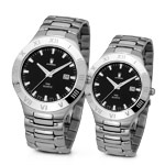 Astboerg Partner-Set AT717SS-718SS Phoenix Swiss Made