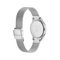Citizen Ladies Watch Eco Drive Stainless Steel with Milanaise EM0504-81A Solar