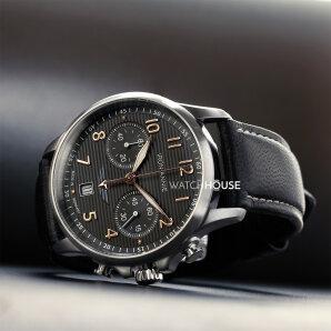 Iron Annie Wellblech 5876-5 Mens Wristwatch Chronograph