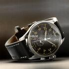 Iron Annie Flight Control 5140-2 Dual Time Mens Wristwatch