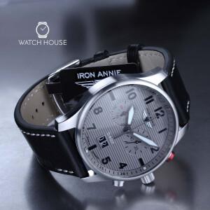Iron Annie D-AQUI Wellblech 5686-4 Mens Wristwatch...
