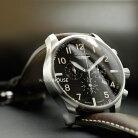 Iron Annie D-AQUI 5684-2 Mens Wristwatch Chronograph