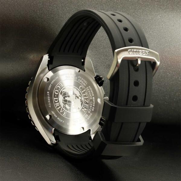 Diver's Herren Ca0718 Armbanduhr Chronograph 13e Citizen Marine Promaster 3cTlFKJ1
