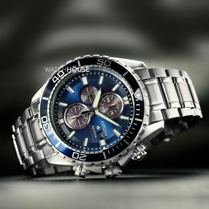 top brands best prices best authentic Citizen Promaster Marine CA0710-82L Diver's Men's Wristwatch Chronograph