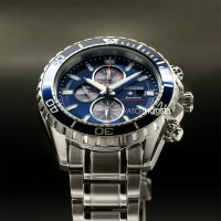 Citizen Promaster Marine CA0710-82L Divers Herren Armbanduhr Chronograph