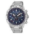 Citizen Promaster Sky CB5010-81L Mens 4-Zones Atomic Watch Super Titanium