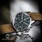 Iron Annie Serie Captains Line 5872-4 Herren Armbanduhr Chronograph