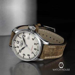 Iron Annie Flight Control 5162-3 Mens Wristwatch Automatic