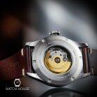 Iron Annie Flight Control 5156-5 Mens Wristwatch Automatic ETA Movement
