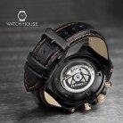 Bandit Estoril Mens Watch BT1022S Automatic Chronograph Watch