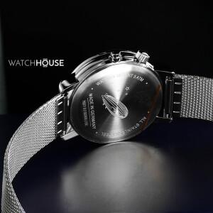 Zeppelin Armbanduhr Serie Luna 7637M-3 mit Mondphase