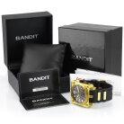 Bandit Flightmaster Mens Watch BTS72943G Chronograph