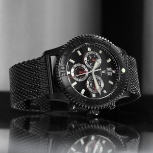Astboerg Montreal Mens Watch AT0711S Chronograph