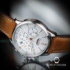 Iron Annie Wellblech 5878-4 Mens Wristwatch Chronograph