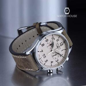 Iron Annie Flight Control 5186-3 Mens Wristwatch Chronograph