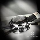 Iron Annie 5096-2 Bauhaus Chronograph Mens Wristwatch