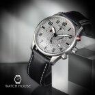 Iron Annie D-AQUI 5684-4 Herren Armbanduhr Alarm Chronograph