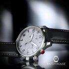Iron Annie D-AQUI 5684-4 Mens Wristwatch Chronograph
