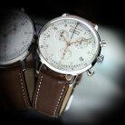 Iron Annie 5096-4 Bauhaus Chronograph Herren Armbanduhr