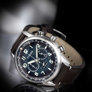 Citizen Sports Chrono CA4420-13L Eco Drive Solar Herren...