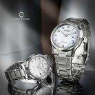 Citizen Sports Partner Set PSC-2 Eco Drive Solar Wristwatches For Couples