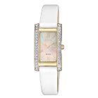 Citizen Elegant EX1478-17D Eco Drive Solar MOP Womens Wristwatch
